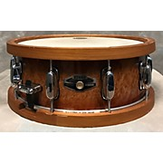 Tama 4.5X14 Snare With Wood Hoops Drum