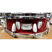 SJC Drums 4.5X14 USA CUSTOM SNARE 14X4 Drum