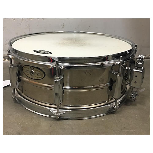 Pearl 4.5X15 Snare Alloy Drum Chrome 6