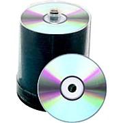 Taiyo Yuden 4.7GB DVD+R, 8X, Silver Thermal Laquer, 100 Discs