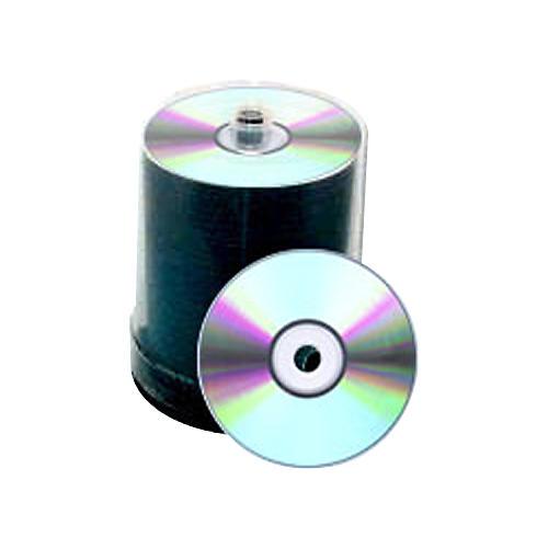 Taiyo Yuden 4.7GB DVD+R, 8X, Silver Thermal Laquer, 100 Discs-thumbnail