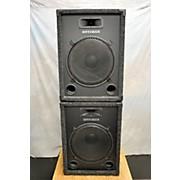 Optimus 40-0115 Pair Unpowered Speaker