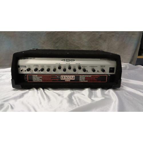 Fender 400 PRO BASS HEAD Bass Amp Head