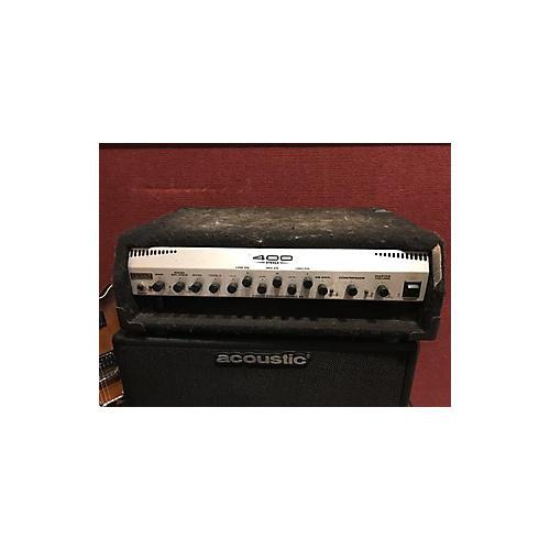 Fender 400 PRO Bass Amp Head-thumbnail