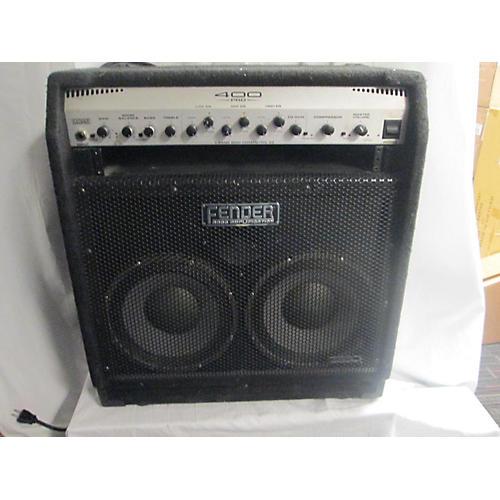 used fender 400 pro bass combo amp guitar center. Black Bedroom Furniture Sets. Home Design Ideas