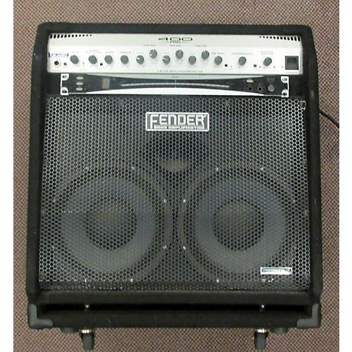 Fender 400 Pro Bass Combo Amp-thumbnail