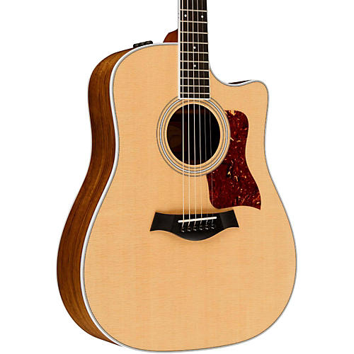 Taylor 400 Series 410ce Dreadnought Acoustic-Electric Guitar-thumbnail
