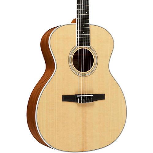 Taylor 400 Series 414-N Grand Auditorium Nylon String Acoustic Guitar Natural