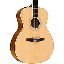 Taylor 400 Series 414e-N Grand Auditorium Nylon String Acoustic-Electric Guitar