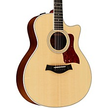 Taylor 400 Series 416ce Grand Symphony Cutaway Acoustic-Electric Guitar