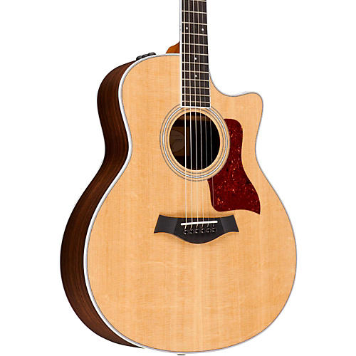 Taylor 400 Series 416ce-R Rosewood Grand Symphony Acoustic-Electric Guitar-thumbnail