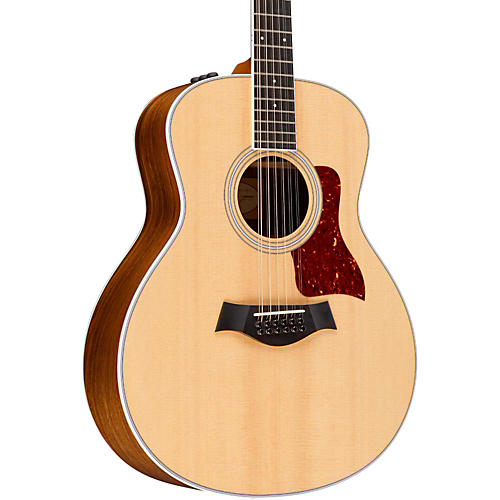 Taylor 400 Series 456e Grand Symphony 12-String Acoustic-Electric Guitar Natural