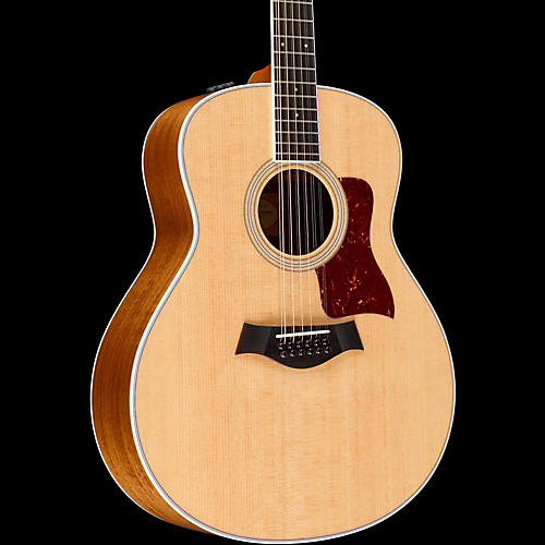 Taylor 400 Series 458e Grand Orchestra 12-String Acoustic-Electric Guitar-thumbnail