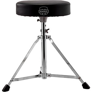Mapex 400 Series Round Top Drum Throne by Mapex
