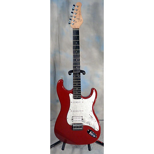 Fretlight 400 Series Solid Body Electric Guitar-thumbnail