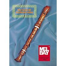 Mel Bay 400 Years of Recorder Music