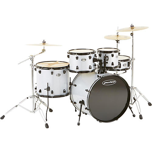 Pulse 4000 Series 5-Piece Drumset with PDP Hardware and Meinl Cymbals