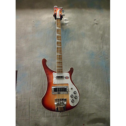 Rickenbacker 4003 Electric Bass Guitar-thumbnail