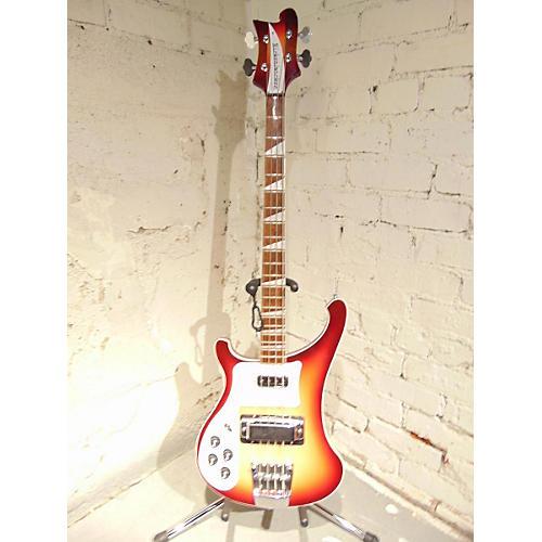 Rickenbacker 4003 Left Handed Electric Bass Guitar-thumbnail