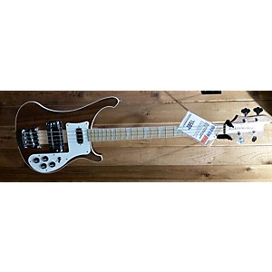 Pre-owned Rickenbacker 4003W Electric Bass Guitar by Rickenbacker