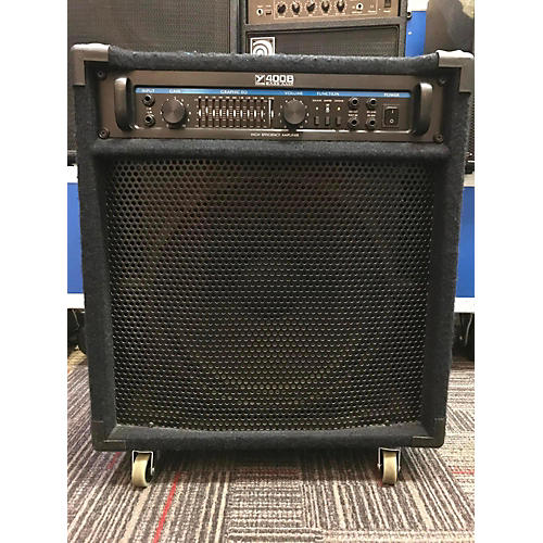 Yorkville 400B Bass Combo Amp