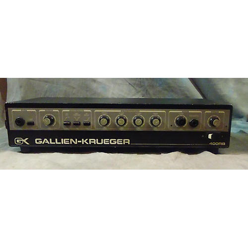 Gallien-Krueger 400RB Bass Amp Head-thumbnail