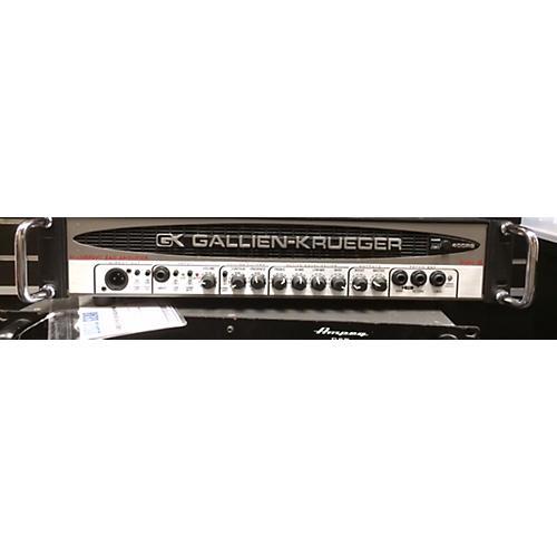 Gallien-Krueger 400RB-IV 280W Bass Amp Head-thumbnail