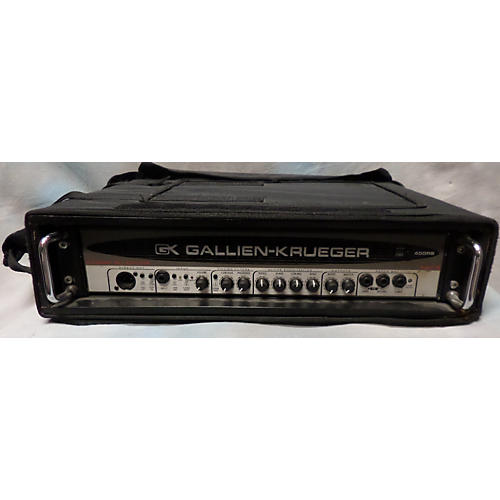 Gallien-Krueger 400RB Mark IV Bass Amp Head-thumbnail