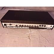 Gallien-Krueger 400RBIII Bass Amp Head