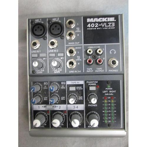Mackie 402VLZ3 Unpowered Mixer