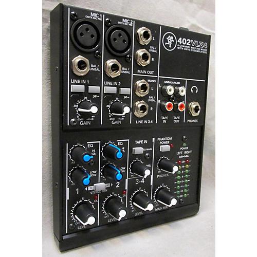 Mackie 402VLZ4 Unpowered Mixer
