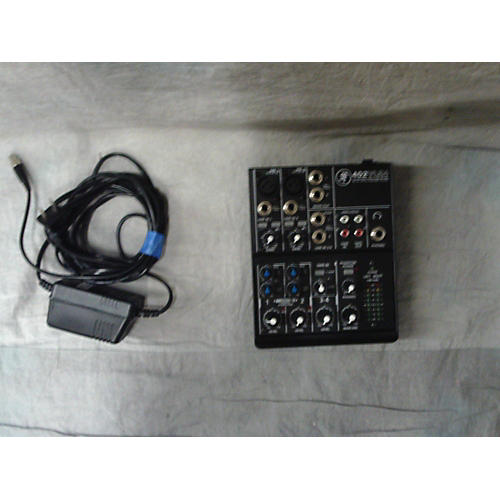 Mackie 402VLZ4 Unpowered Mixer