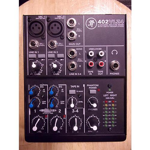 Mackie 402VLZ4 Unpowered Mixer-thumbnail