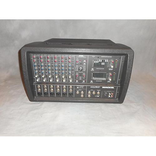 Mackie 406M Power Amp