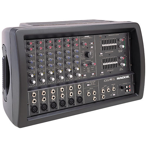 Mackie 406M Powered Mixer-thumbnail