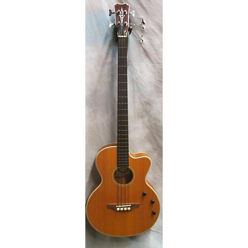 Alvarez 4070 Acoustic Bass Guitar Natural