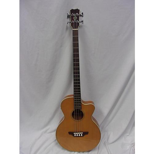 Alvarez 4070 Acoustic Bass Guitar
