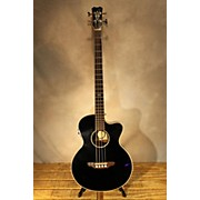 Alvarez 4070BK Acoustic Bass Guitar