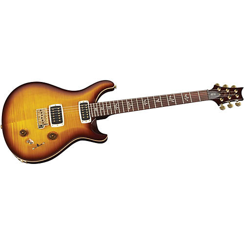 PRS 408 Flame Top with Pattern Thin Neck and Gold Hardware McCarty Tobbacco Burst