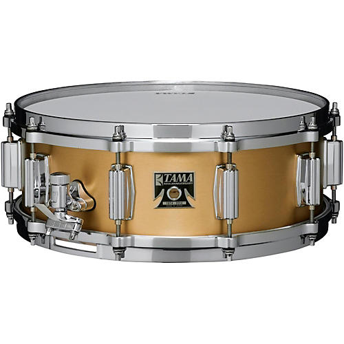 Tama 40th Anniversary Limited Bell Brass Reissue Snare 14 x 5