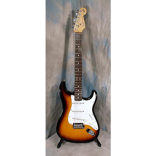 Fender 40th Anniversary Stratocaster Solid Body Electric Guitar-thumbnail