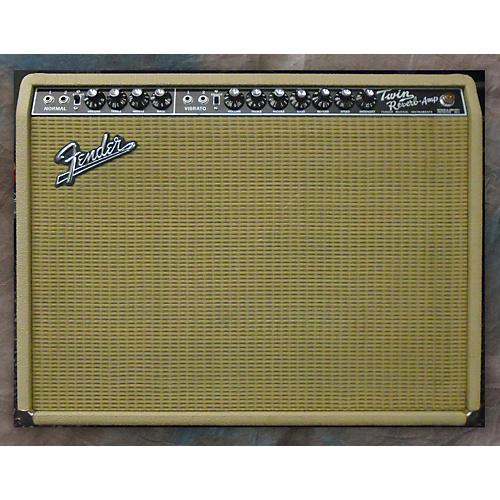 Fender 40th Anniversary Twin Reverb Tube Guitar Combo Amp
