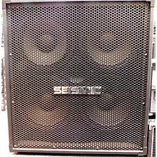 Seismic Audio 410 Bass Cabinet