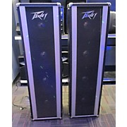 Peavey 410 COLUMN PAIR Unpowered Speaker