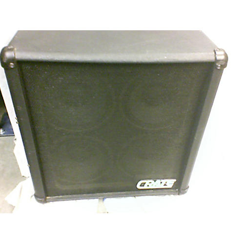 Crate 410 Cabinet Bass Cabinet