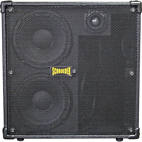 Schroeder 410 Light Bass Cabinet 4 Ohm