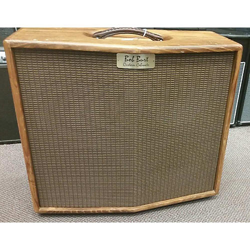In Store Used 410 Natural Guitar Cabinet-thumbnail