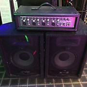 Phonic 410 PA SYSTEM Sound Package