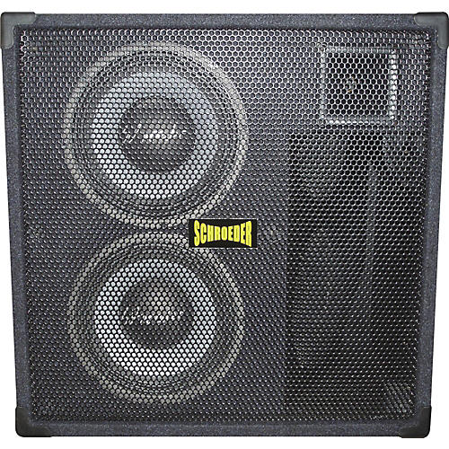 Schroeder 410 Regular Bass Cabinet 4 Ohm