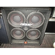 Peavey 410 TFX Bass Cabinet